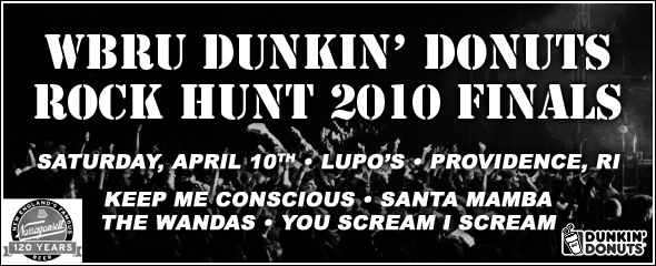 Rock Hunt Finals