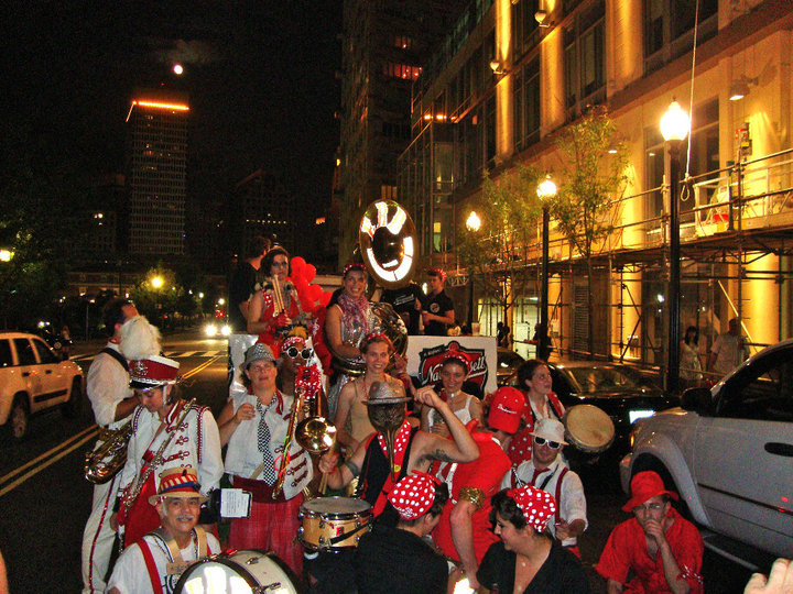 The Extraordinary Rendition Band