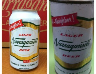 1950s Cans