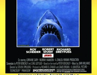 JAWS Film Flyer 83113