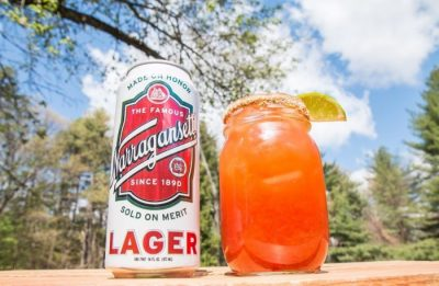 The Narragansett Michelada