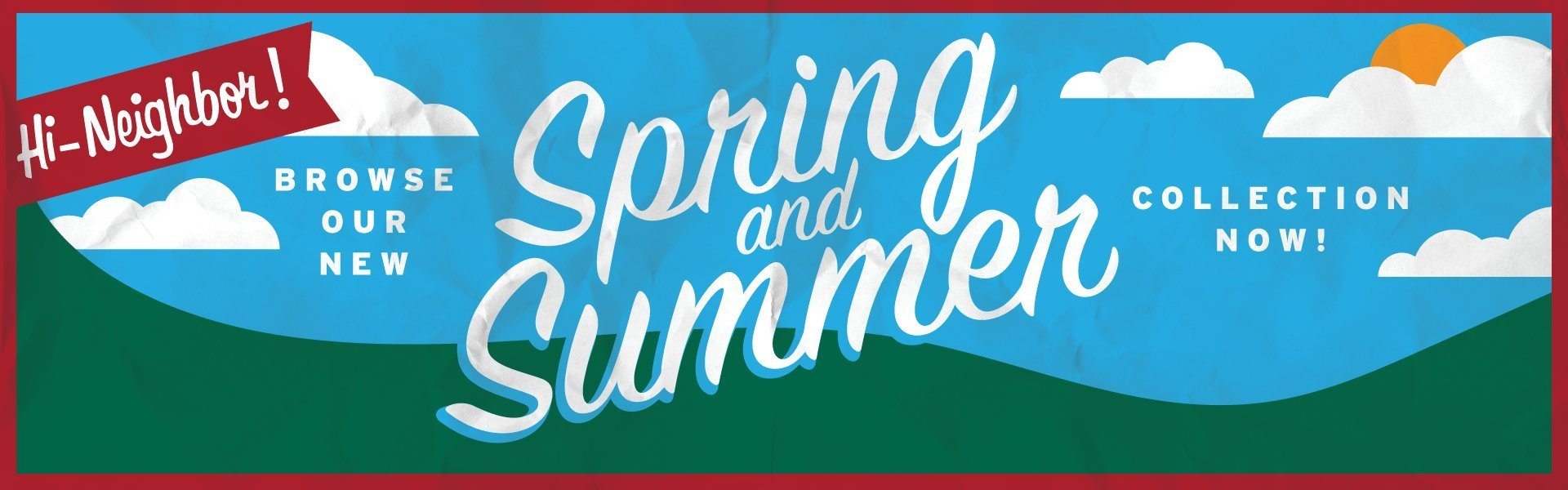Narragansett Beer's Spring and Summer Store Collection